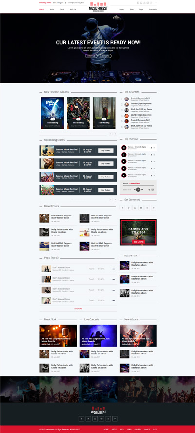 Home page 4