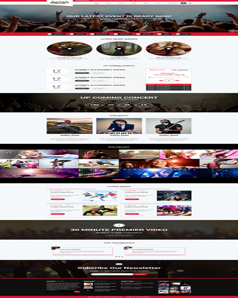 Home page 5